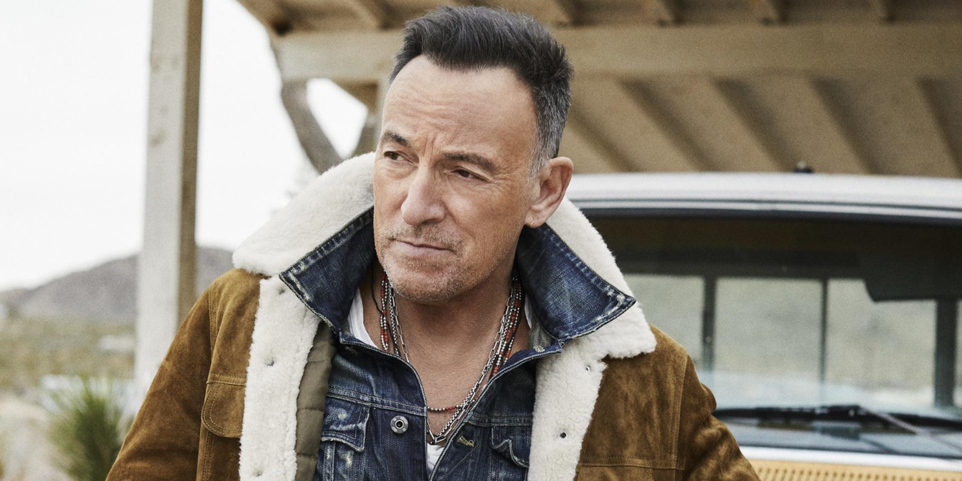 Bruce Springsteen announces new album, shares new single 'Hello Sunshine' – listen