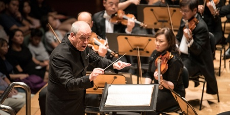 Hans Graf announced as Singapore Symphony Orchestra's next Chief Conductor