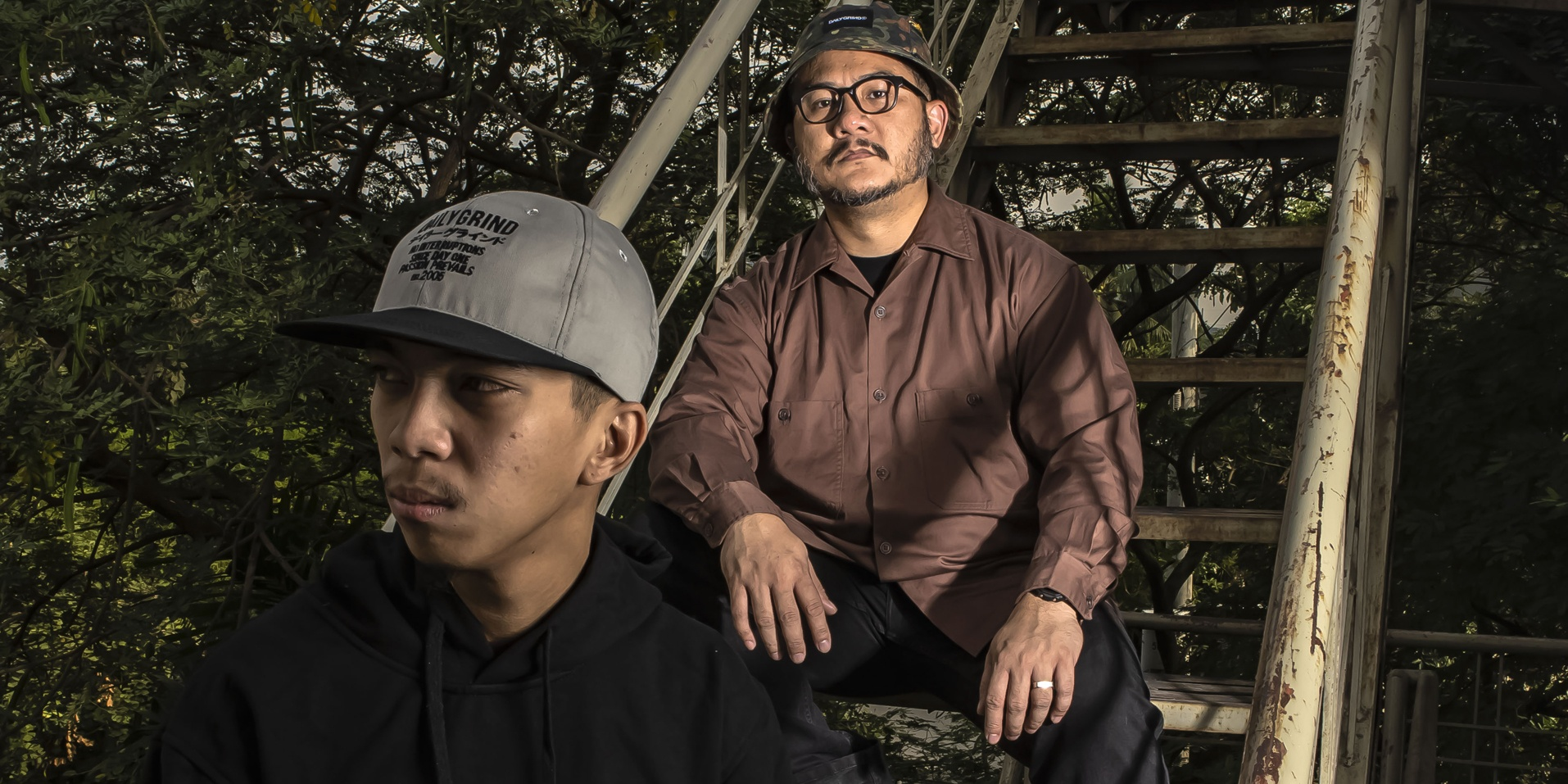 KJah and Juss Rye to hold 'Pamantayan' music video launch