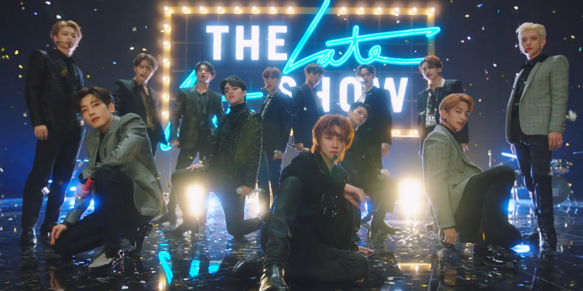 SEVENTEEN dazzle in 'Home;Run' performance on The Late Late Show with James Corden – watch