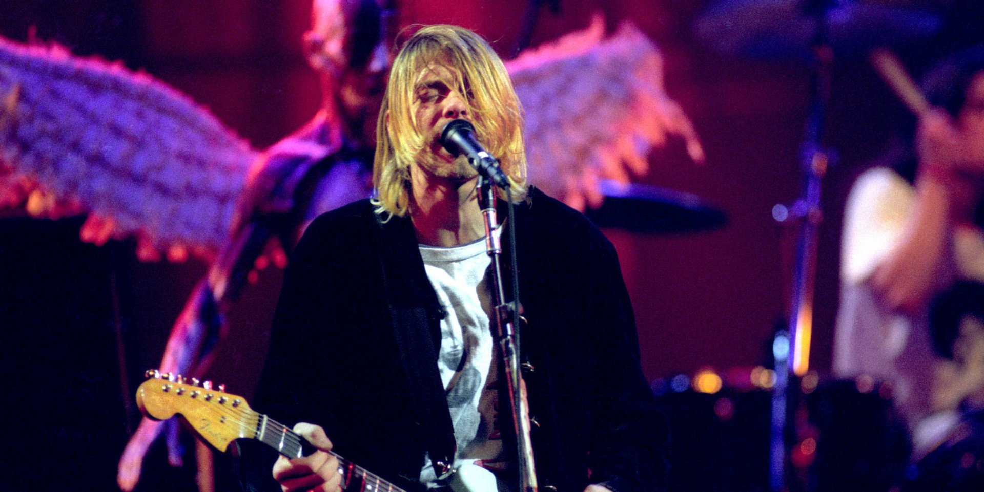 Nirvana announces Live and Loud reissue, coming to vinyl and streaming services in August