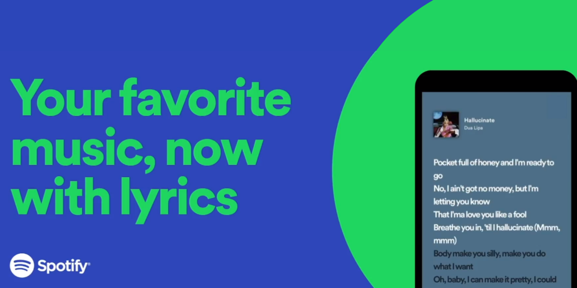 Spotify rolls out Lyrics feature for Southeast Asia