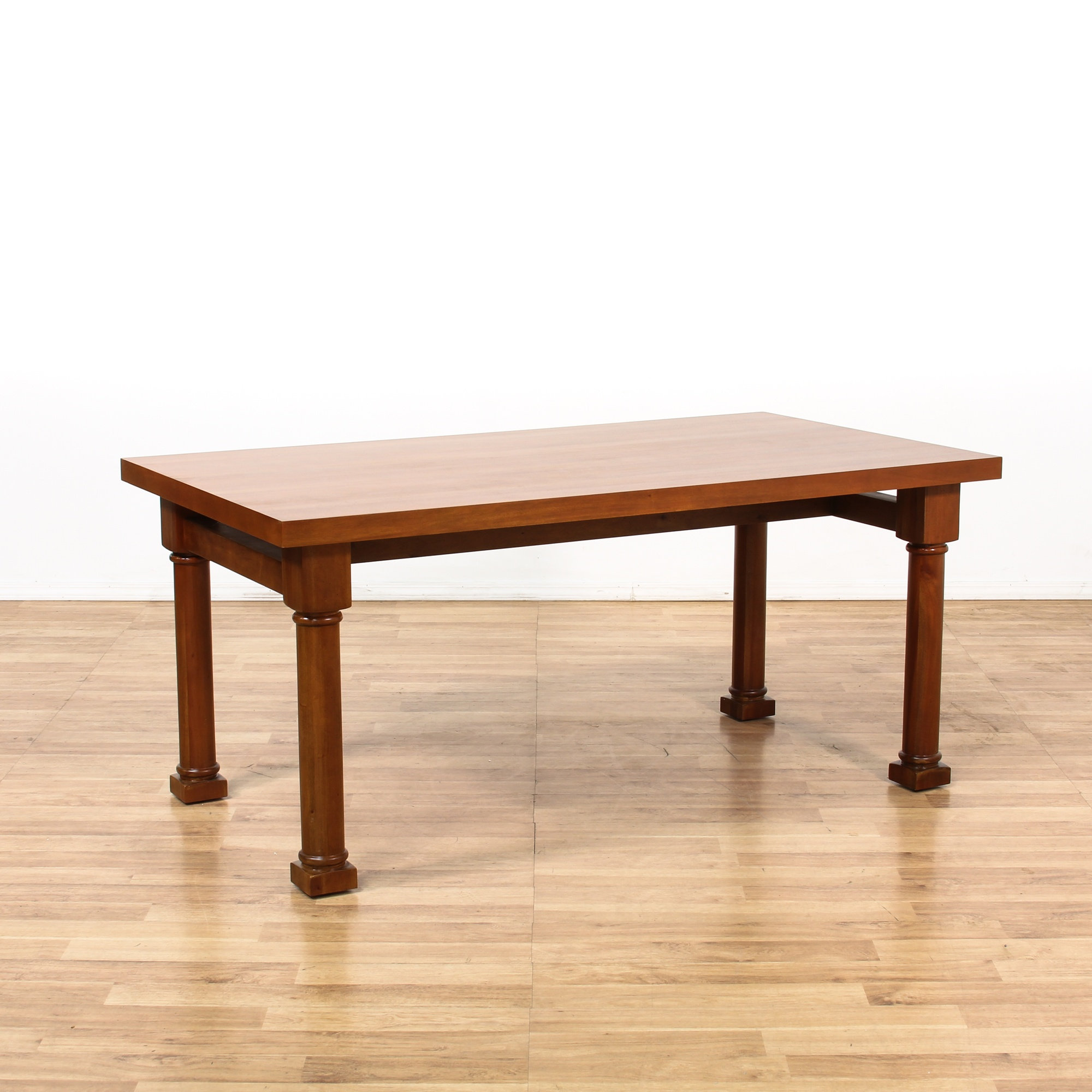 light wood dining table 1 loveseat vintage furniture san