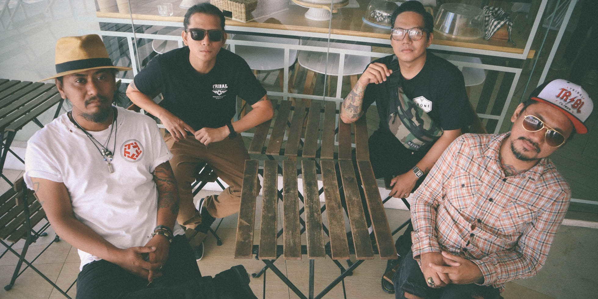 Typecast to open for American Football in Manila