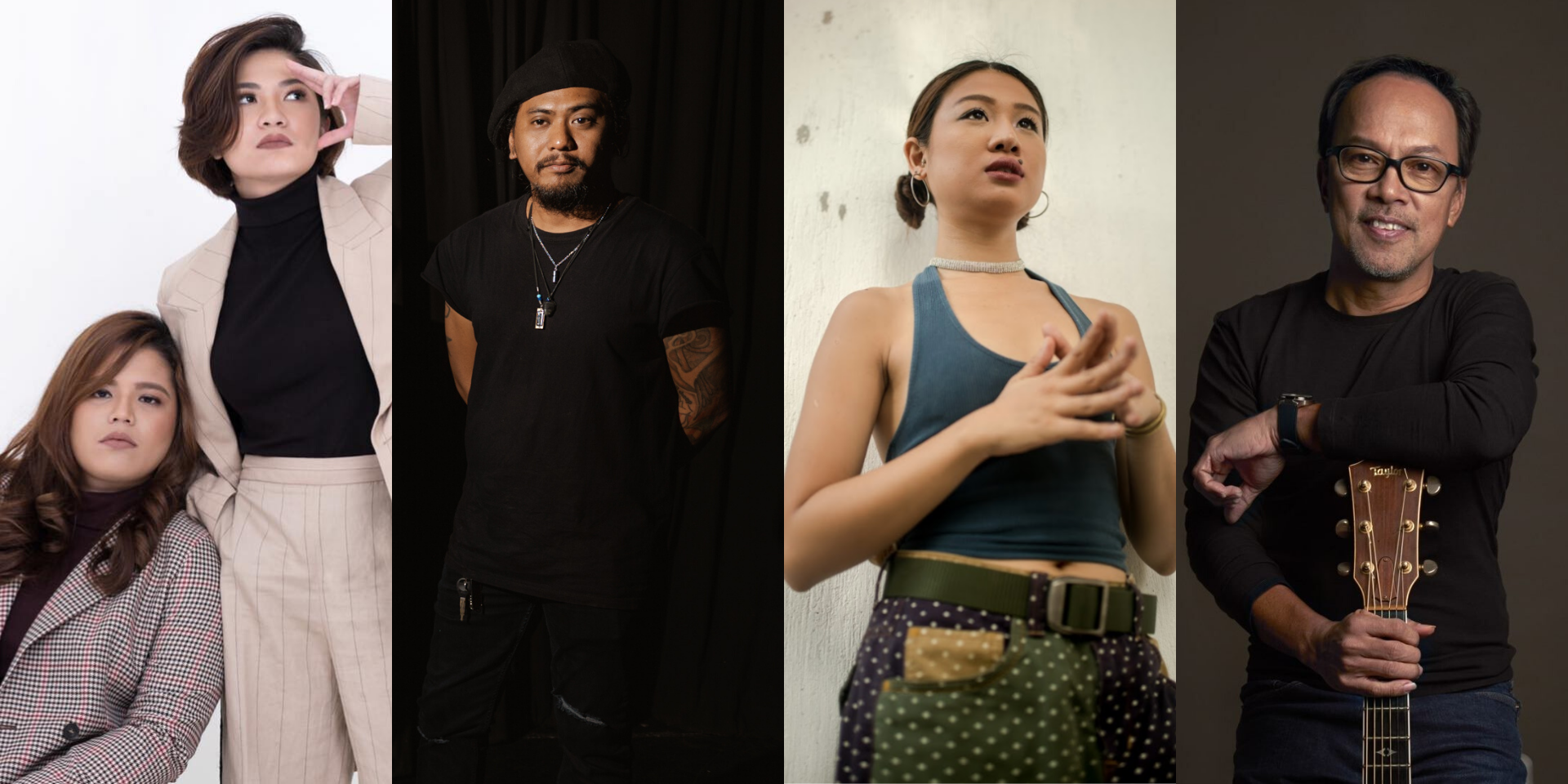 Steve Badiola, Noel Cabangon and Leanne and Naara, August Wahh,  and more release new music – listen