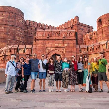 18-day India Adventure Tour