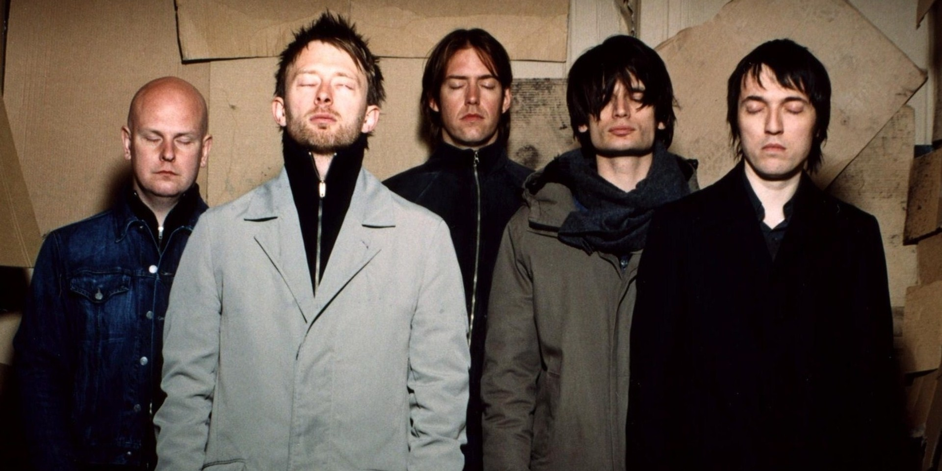 Radiohead's entire discography can now be found on YouTube