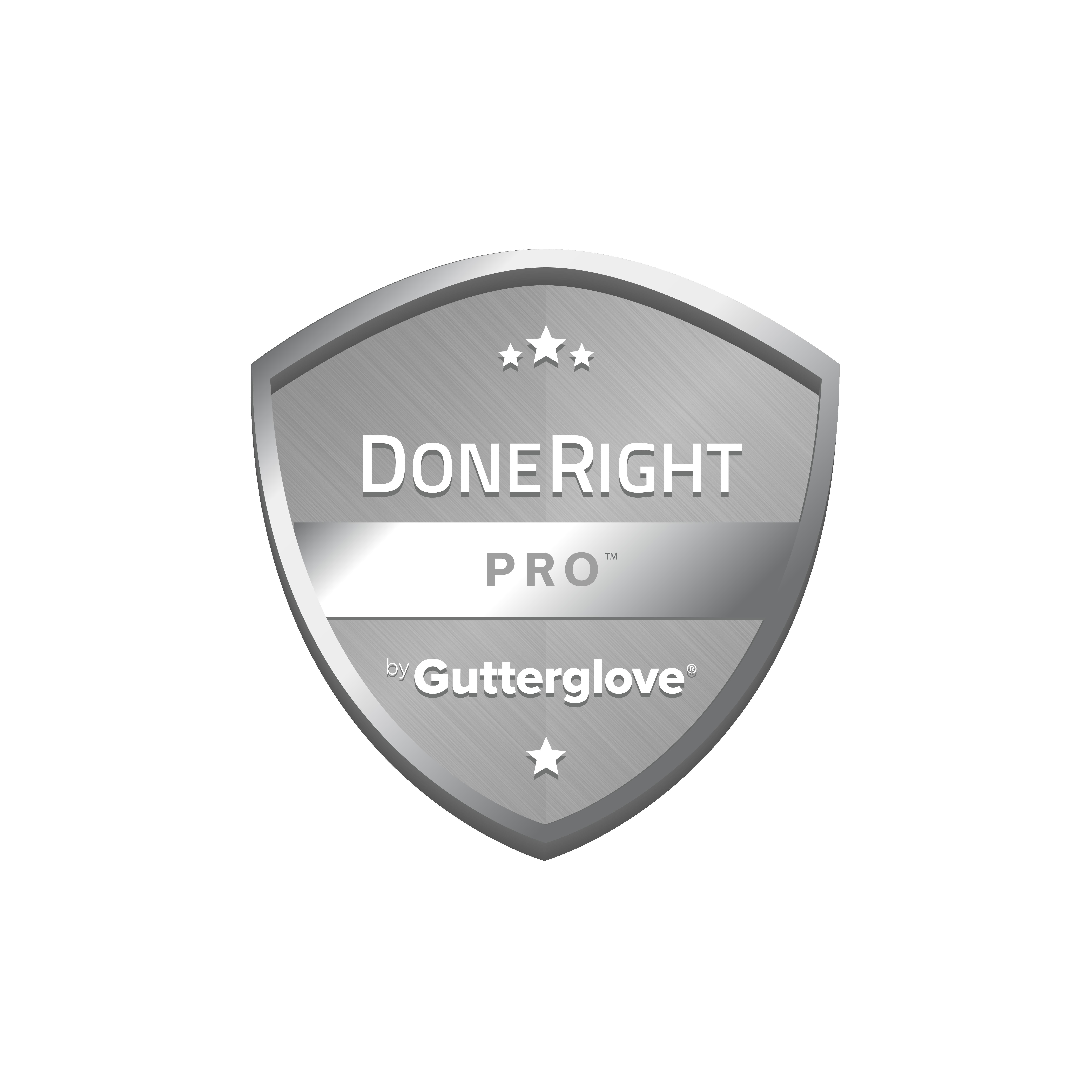 DoneRight Pro™ Logo