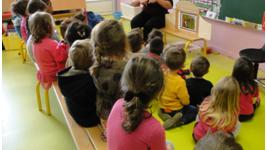 Représentation de la formation : ANIMATEUR D'ATELIERS SIGNES AVEC LES ENFANTS (3 à 6 ans)