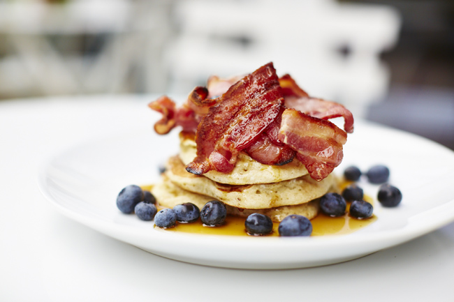 Where The Pancakes Are's buttermilk pancake