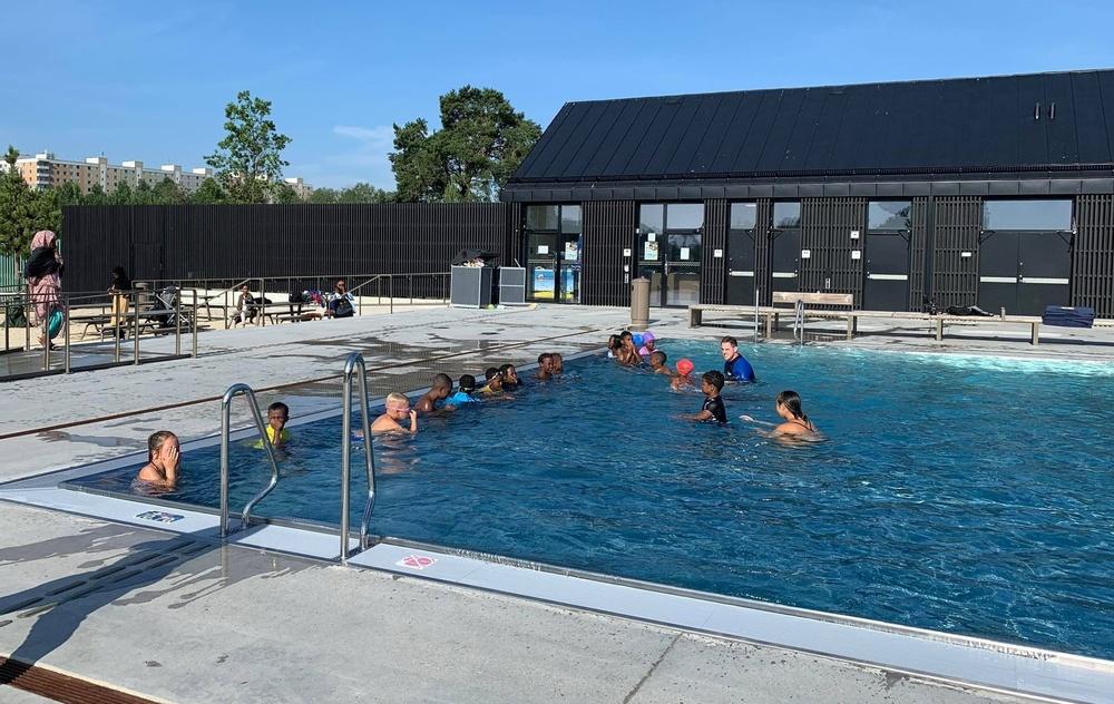 Spårvägens simskola