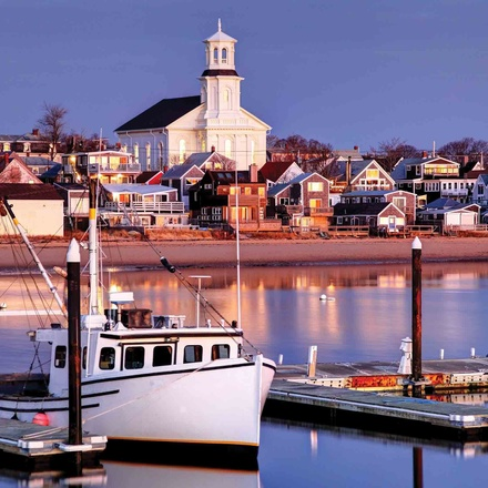 Cape Cod, The Islands and Newport