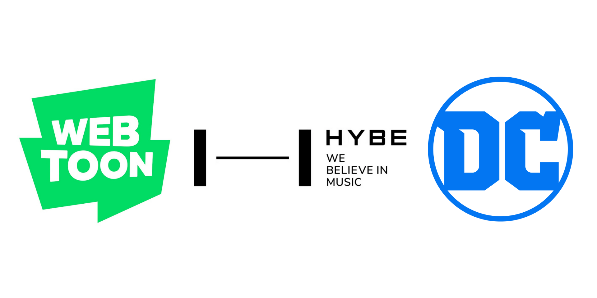 Naver Webtoon signs partnership with DC Comics and HYBE, to create BTS-inspired content