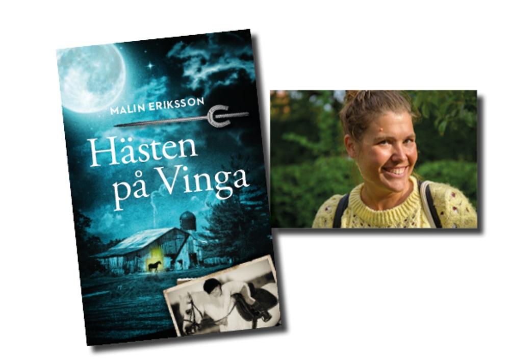 Omslag: Niklas Lindblad Författarfoto: Danne Eriksson