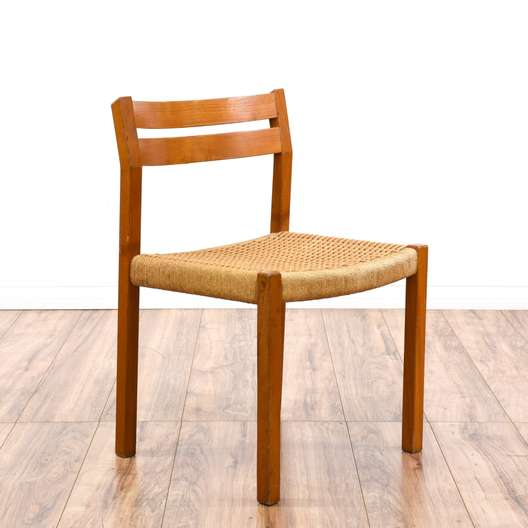 "Danish Modern ""Moller"" #404 Dining Chair"