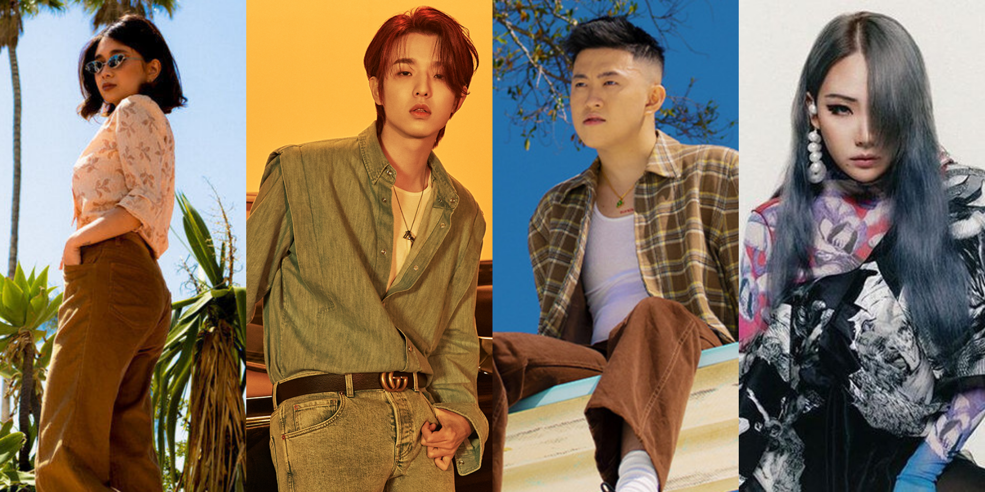 NIKI, Rich Brian, eaJ, CL, and more to perform at 88rising's Head In The Clouds 2021 festival