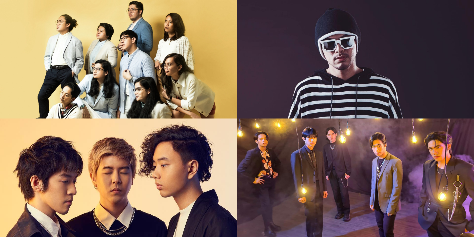 YouTube FanFest 2020 lineup revealed – Ben&Ben, Tilly Birds, SB19, Namewee 黃明志 , and more