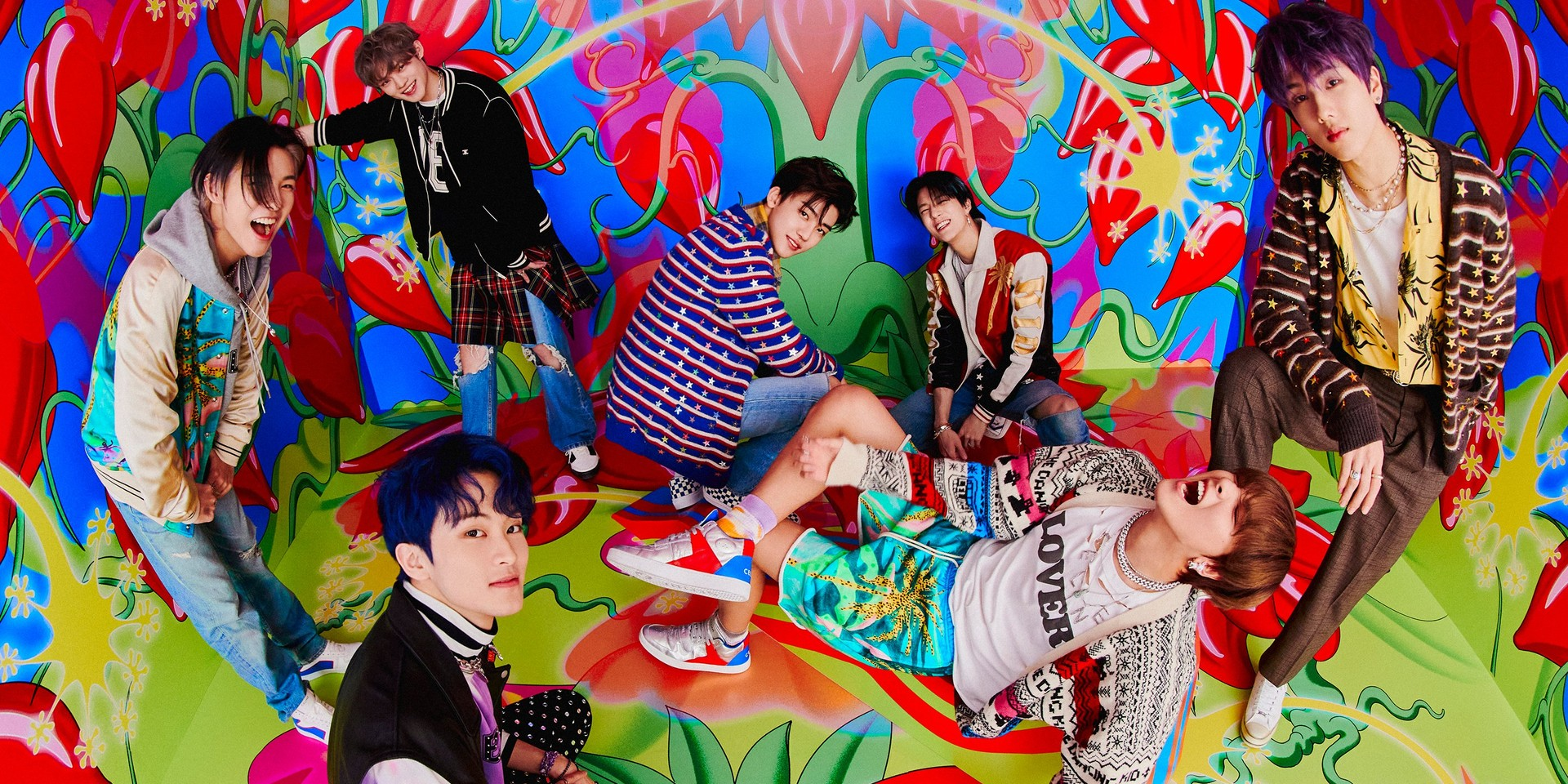 NCT DREAM's first full-length album 맛 (Hot Sauce) is coming this May