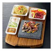 Black Rock Grill platter