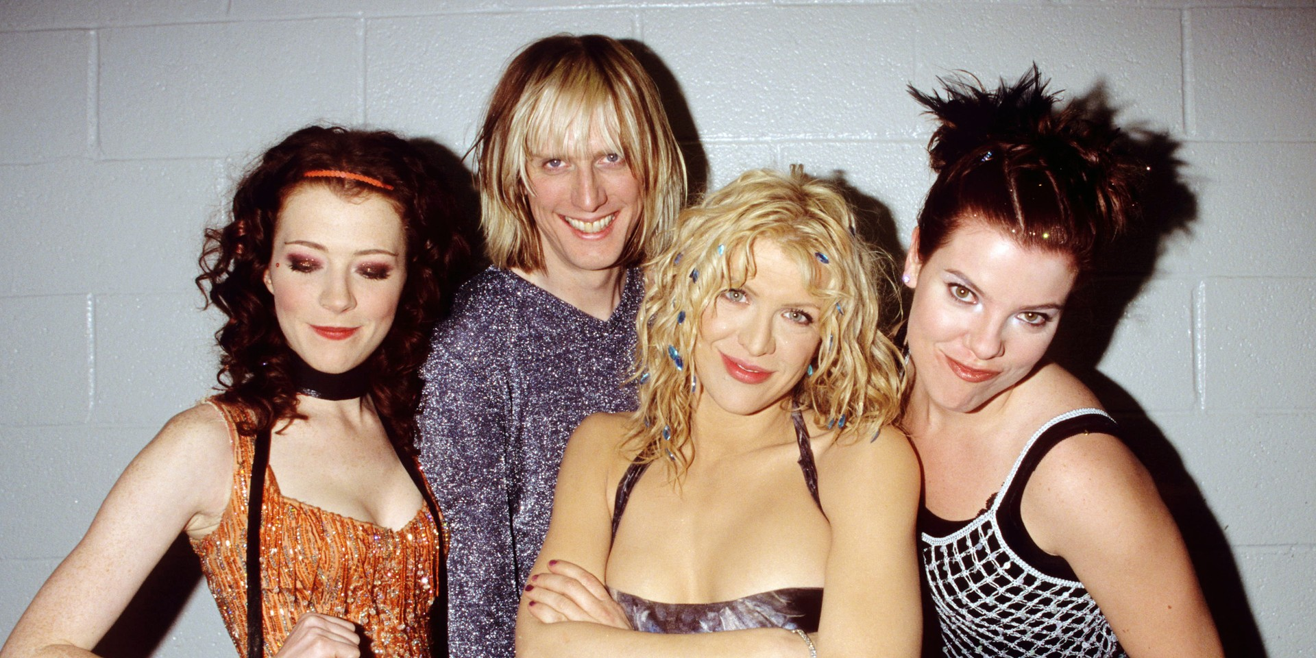 Melissa Auf Der Maur, ex-bassist of Hole, wants to reunite the band