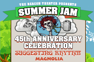 TBT - SUMMER JAM 45th ANNIVERSARY CELEBRATION - Saturday July 28, 2018, Doors: 5:30 PM