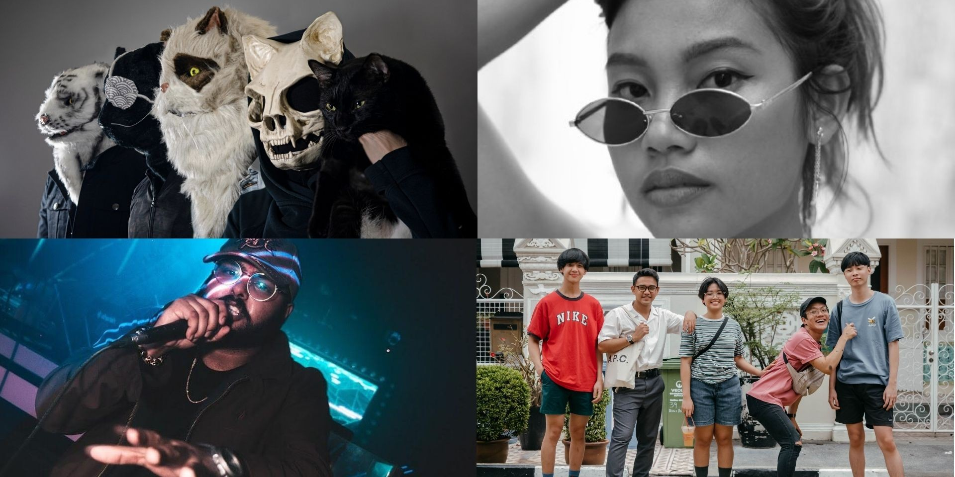 Vans Musicians Wanted Singapore announces 15 finalists including Ultra Mega Cat Attack, Opus Renegade, Khally, Woes, and more