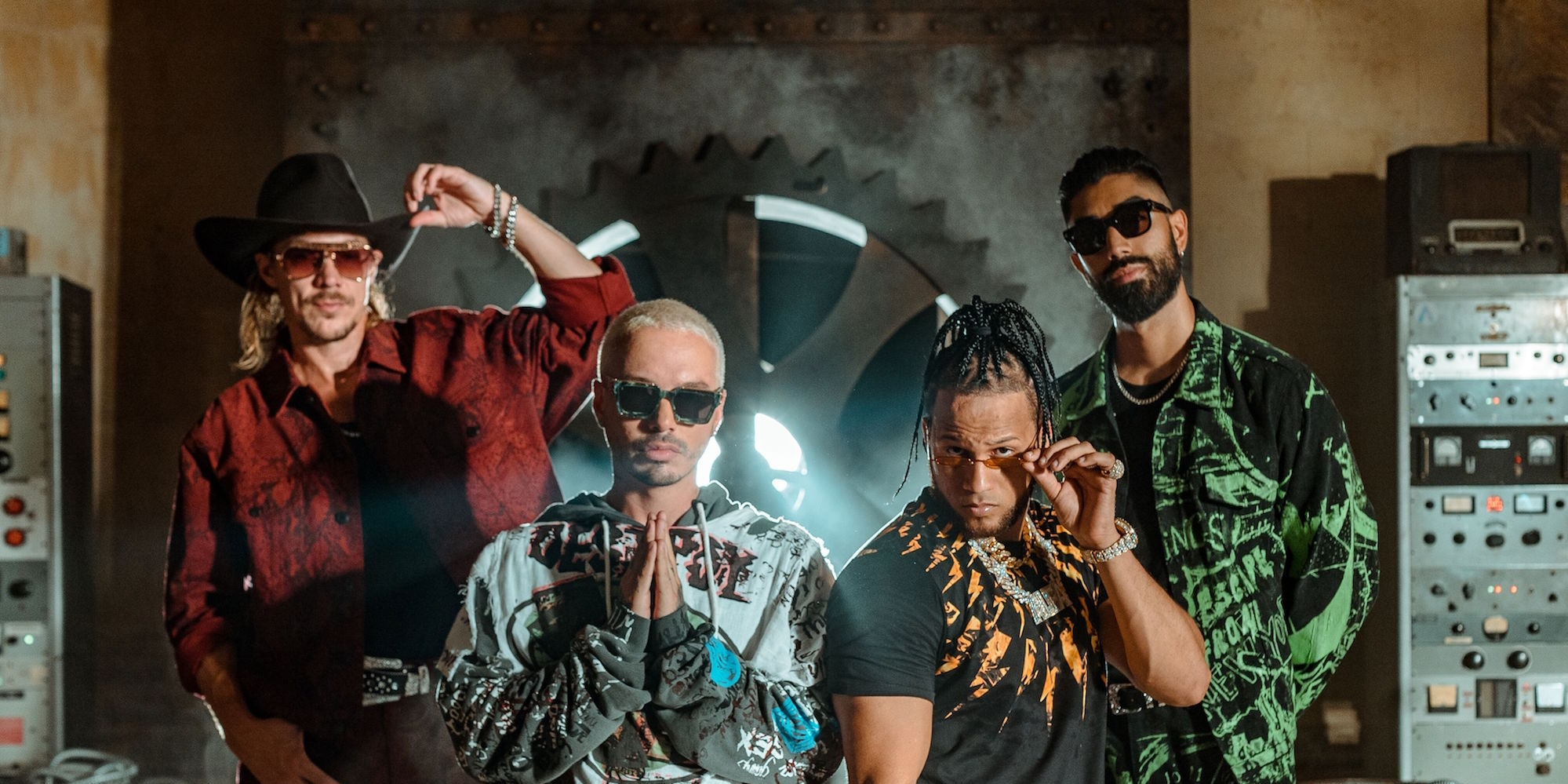 Major Lazer share new song and music video 'Que Calor' featuring J Balvin and El Alfa