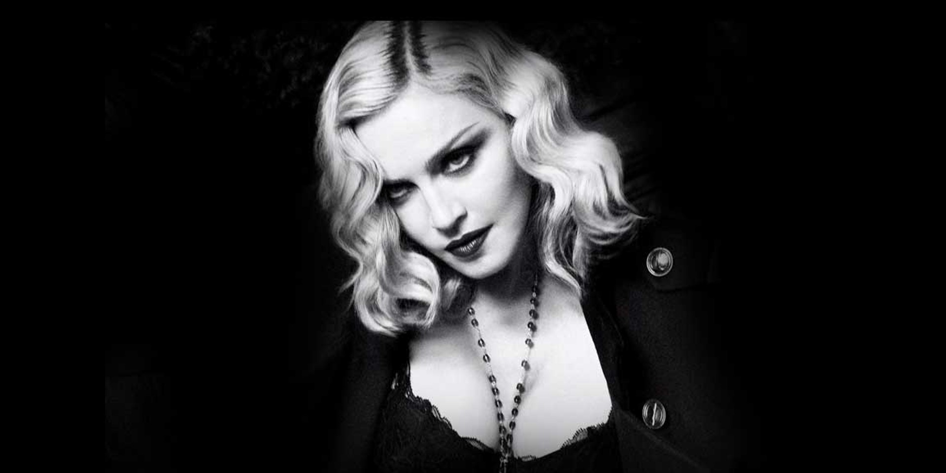 Madonna begins teasing new music
