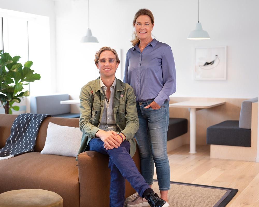 20190822_Sebastian Rudenstam och Marie Rudenstam - grundare Beleco
