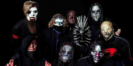 Slipknot might very well knock Ed Sheeran off top spot of UK Official Albums Chart