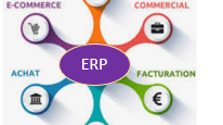 Représentation de la formation : Utilisateur Assistant logistique ERP MM SD