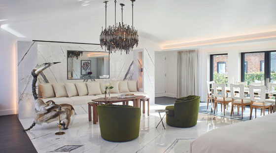 mandrake penthouse