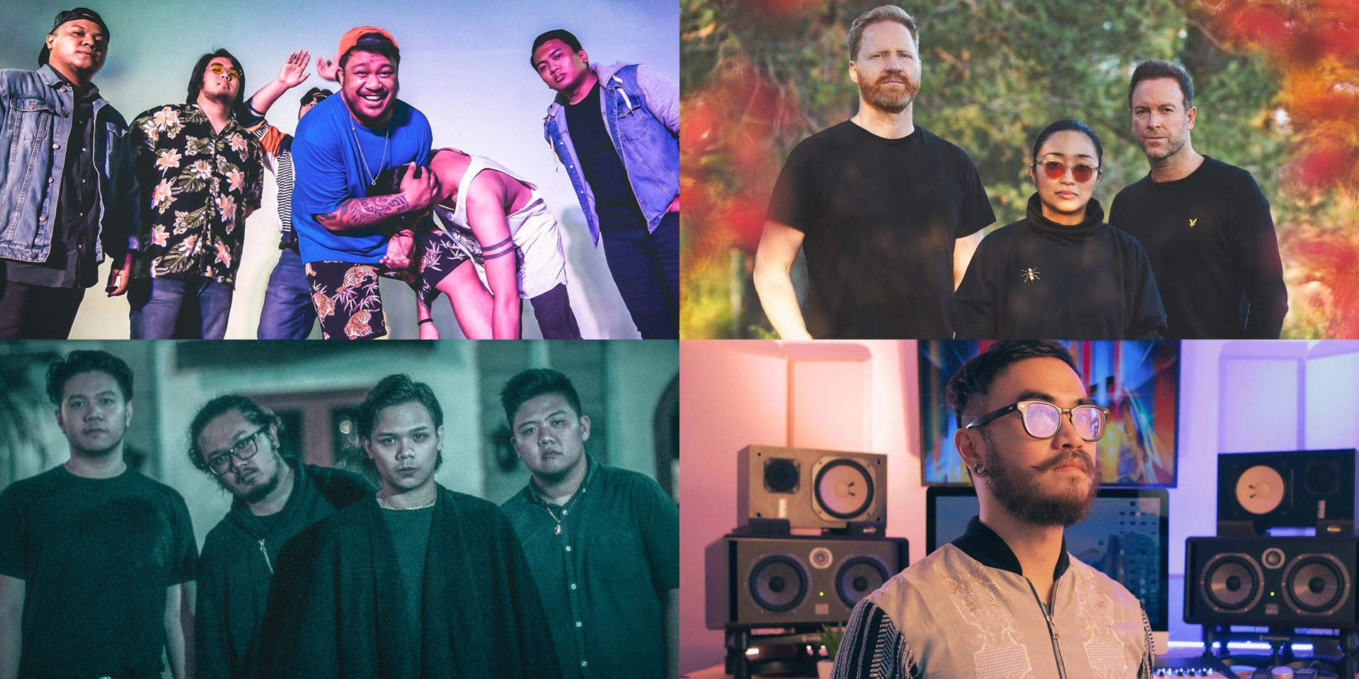 The Metro Fantastic, Armi Millare & D'Sound, St. Wolf, DJ Joey Santos, and more release new music