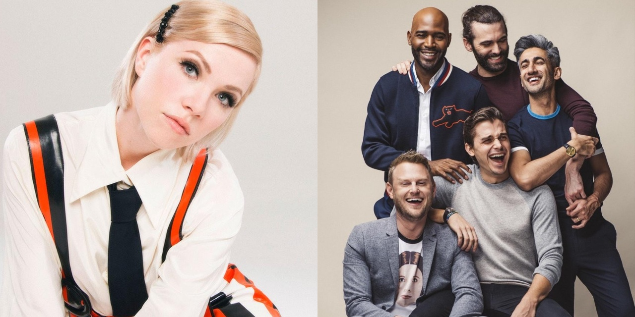 Carly Rae Jepsen previews new single 'Now That I Found You' in trailer for season 3 of Queer Eye