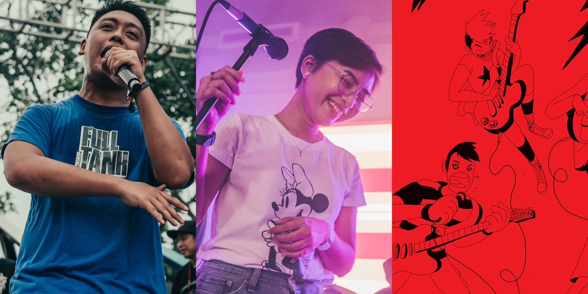 BLKD x Calix, Ang Bandang Shirley, The Ravelos, and more to perform at benefit gig KOLAborasyon