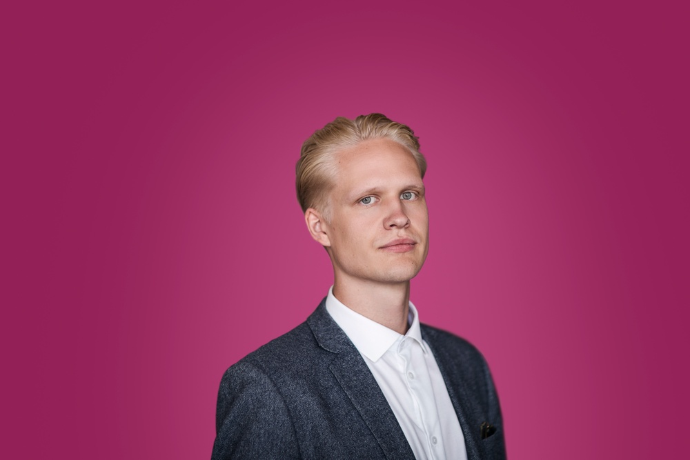 Emanuel Andersson, Investment Manager, Almi Invest GreenTech-fond