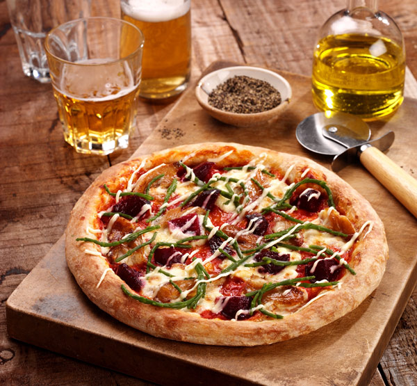 Dr Oetker Professional vegan pizza base