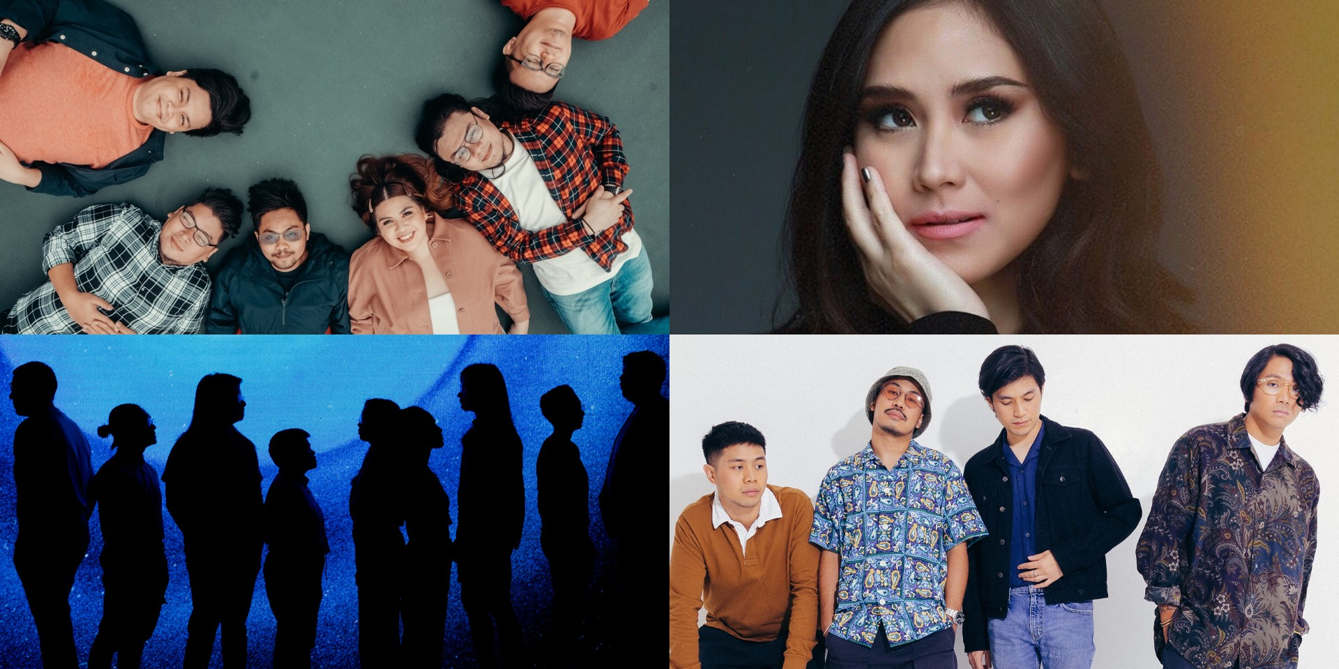 She's Only Sixteen, Autotelic, Sarah Geronimo, Ben&Ben, and more release new music – listen