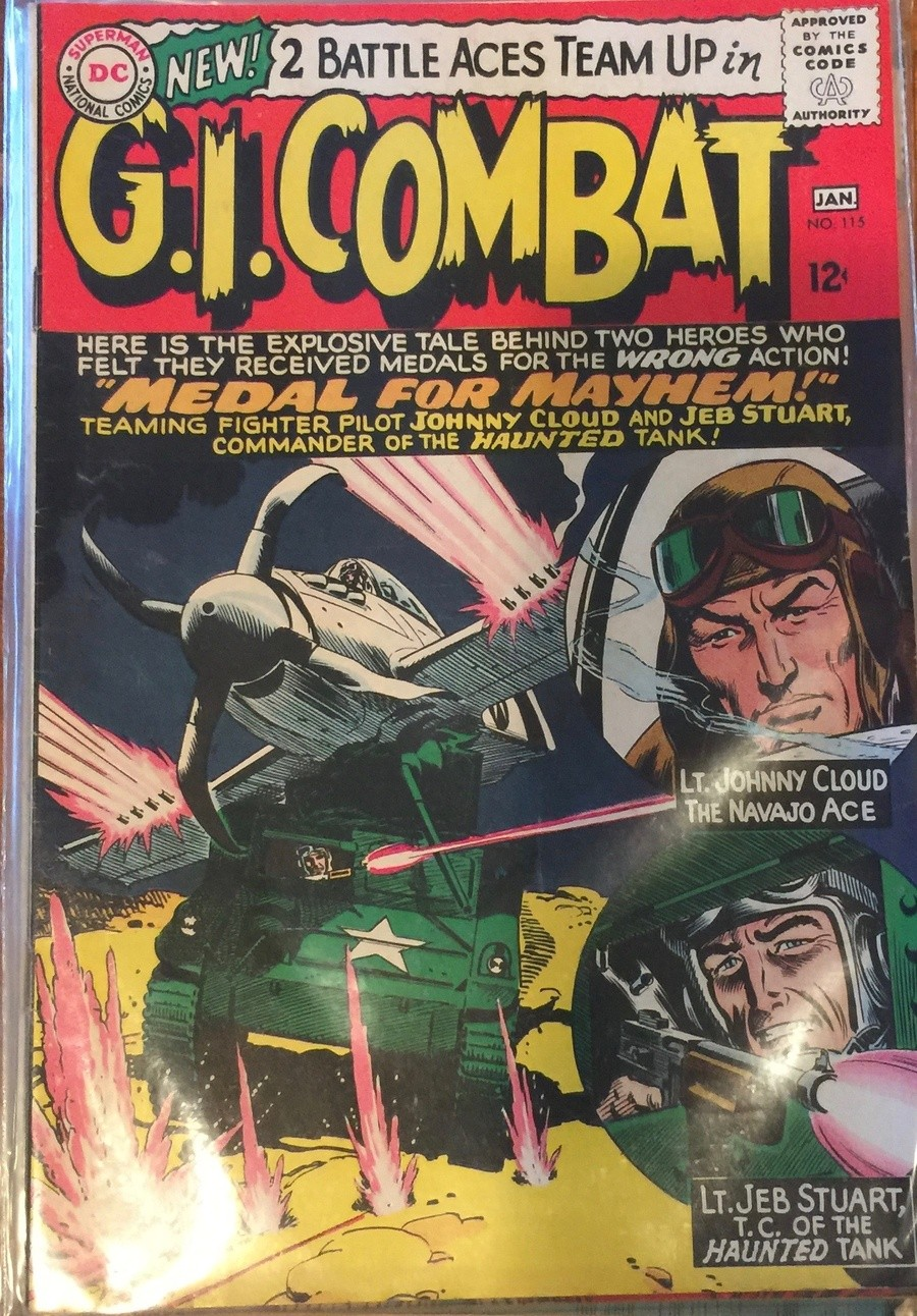 G I  Combat Jan  No  113 | Collectionzz