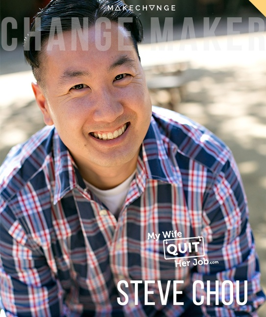 Steve Chou of My Wife Quit Her Job details how he started his online business, why he built an online course and gives his advice to other entrepreneurs.