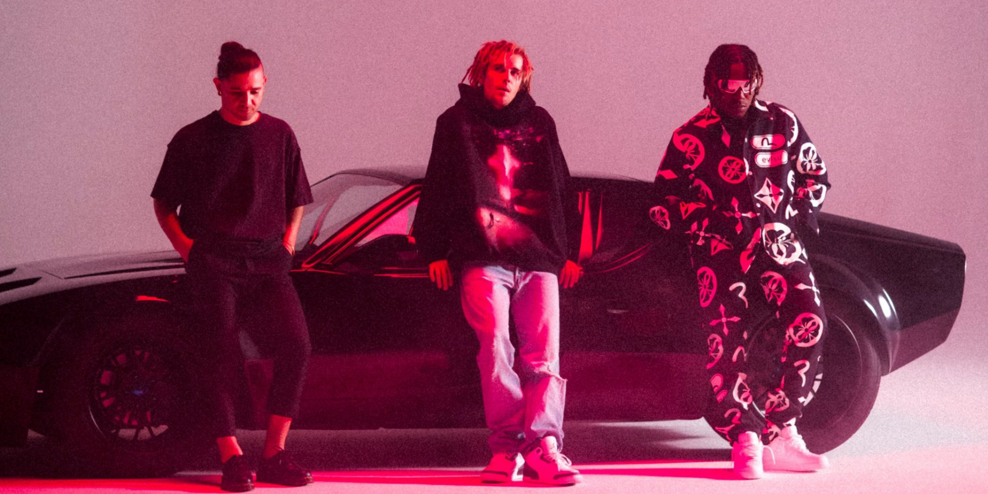 Justin Bieber, Skrillex, and Don Toliver star in music video for 'Don't Go' - watch