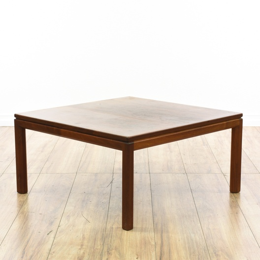 """Motif"" Mid Century Modern Square Coffee Table"