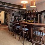 George Inn bar