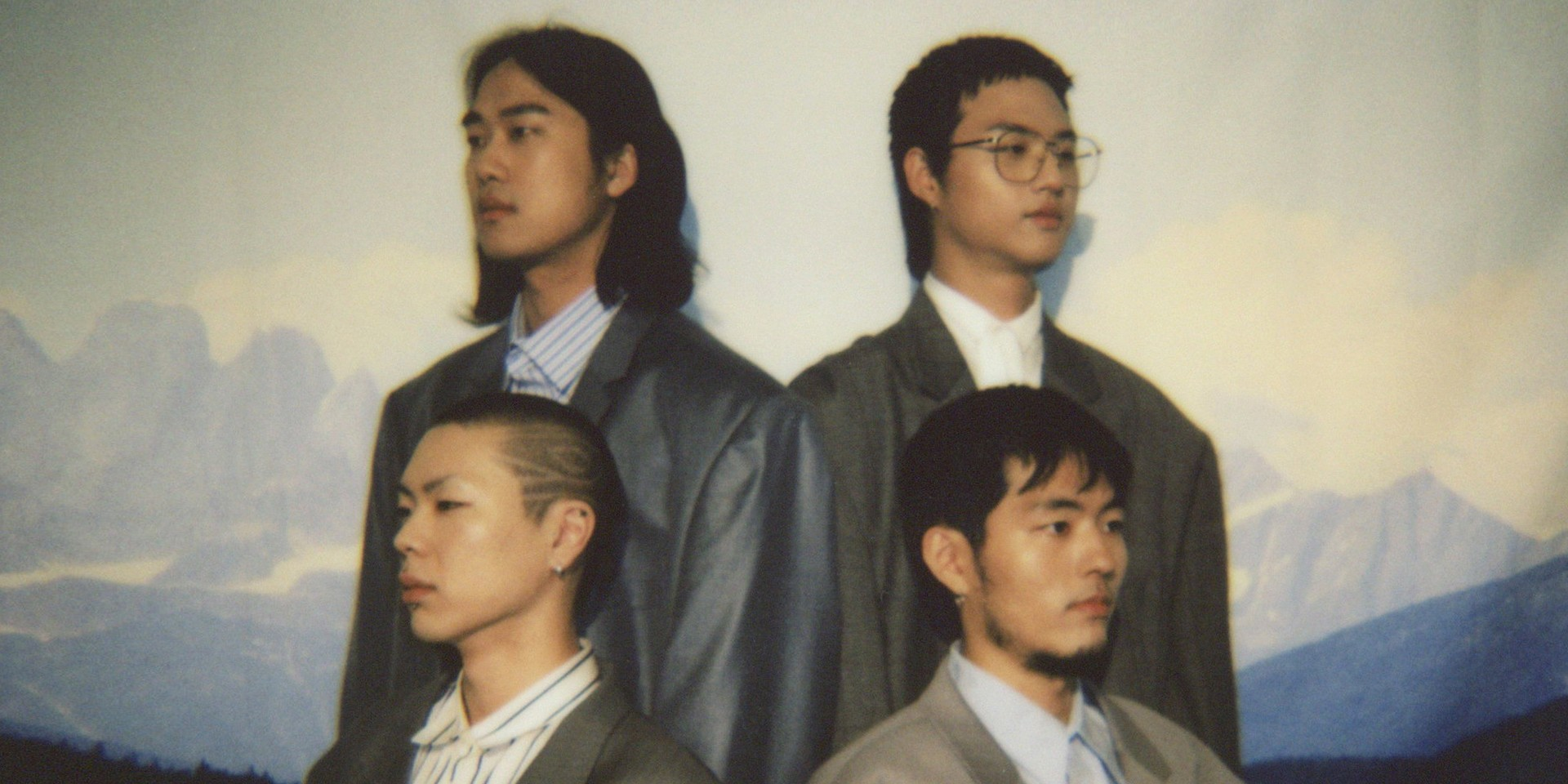 """If our album could trigger someone to give a thought about what 'true love and happiness' are, I'd be more than happy"": An interview with HYUKOH"