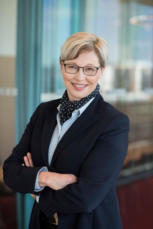Karin Andersson, Senior Advisor Citizens & Societies