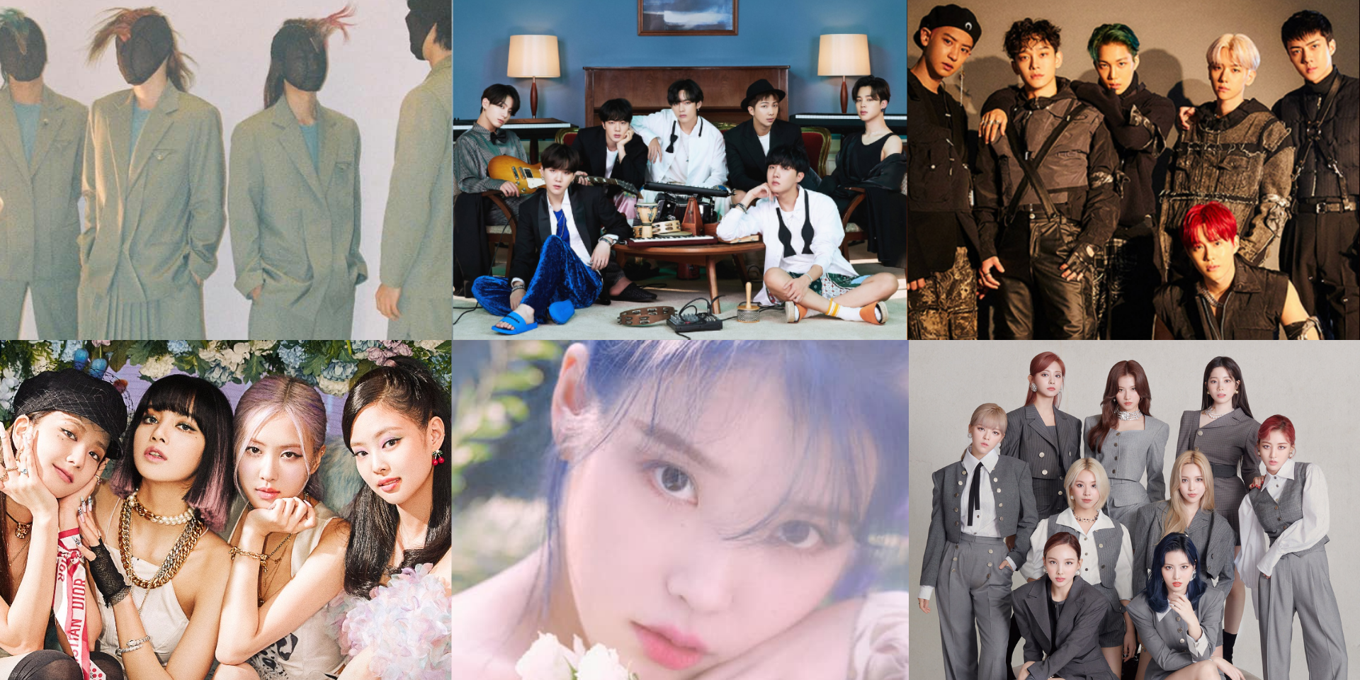 Mnet Asian Music Awards announce 2020 nominees – BTS, IU, HYUKOH, TWICE, EXO, BLACKPINK, and more