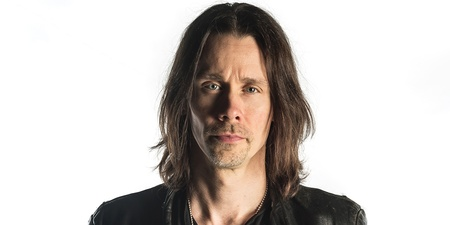 """""""It's all about having the opportunity to make people happy through the power of music"""": An interview with Myles Kennedy"""
