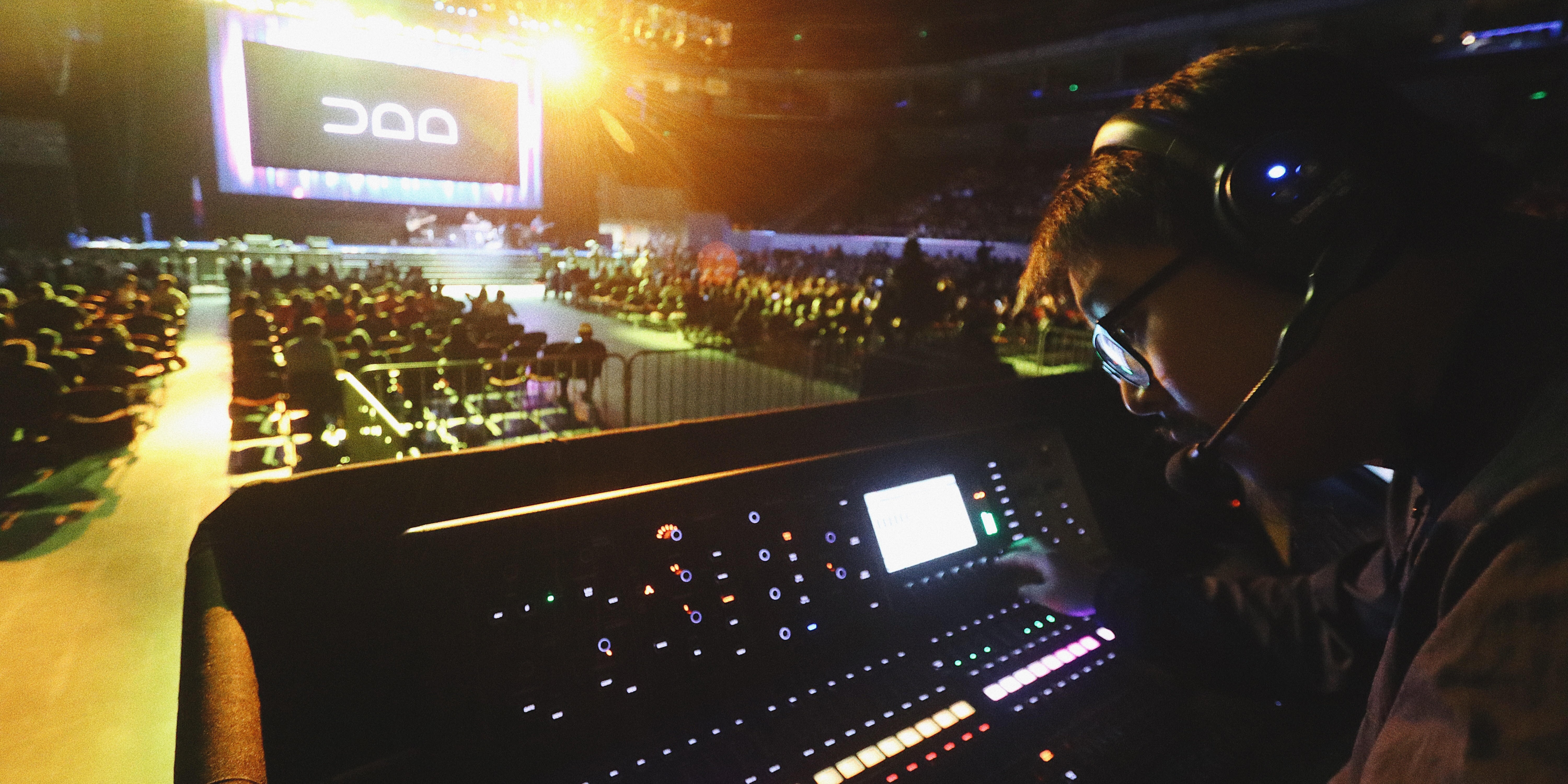 Sho Hikino talks the importance of live sound engineering, working with UDD, and how to get started