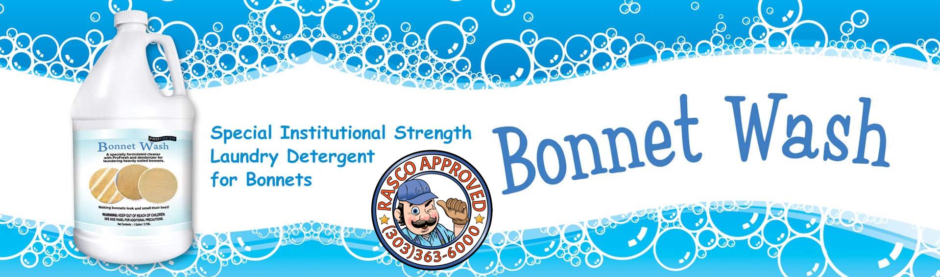 BonnetPro Bonnet Wash