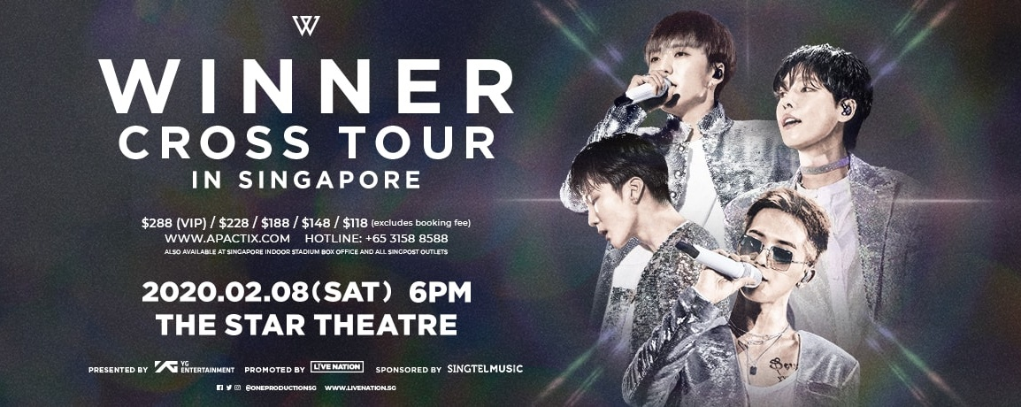 [CANCELLED] Winner [CROSS] Tour in Singapore